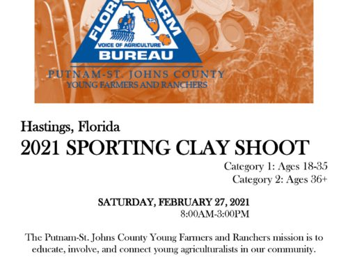 2021 Sporting Clay Shoot